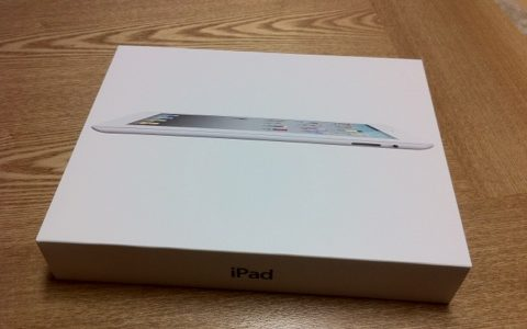 iPad 2 16GB Wi-Fi 購入〜。