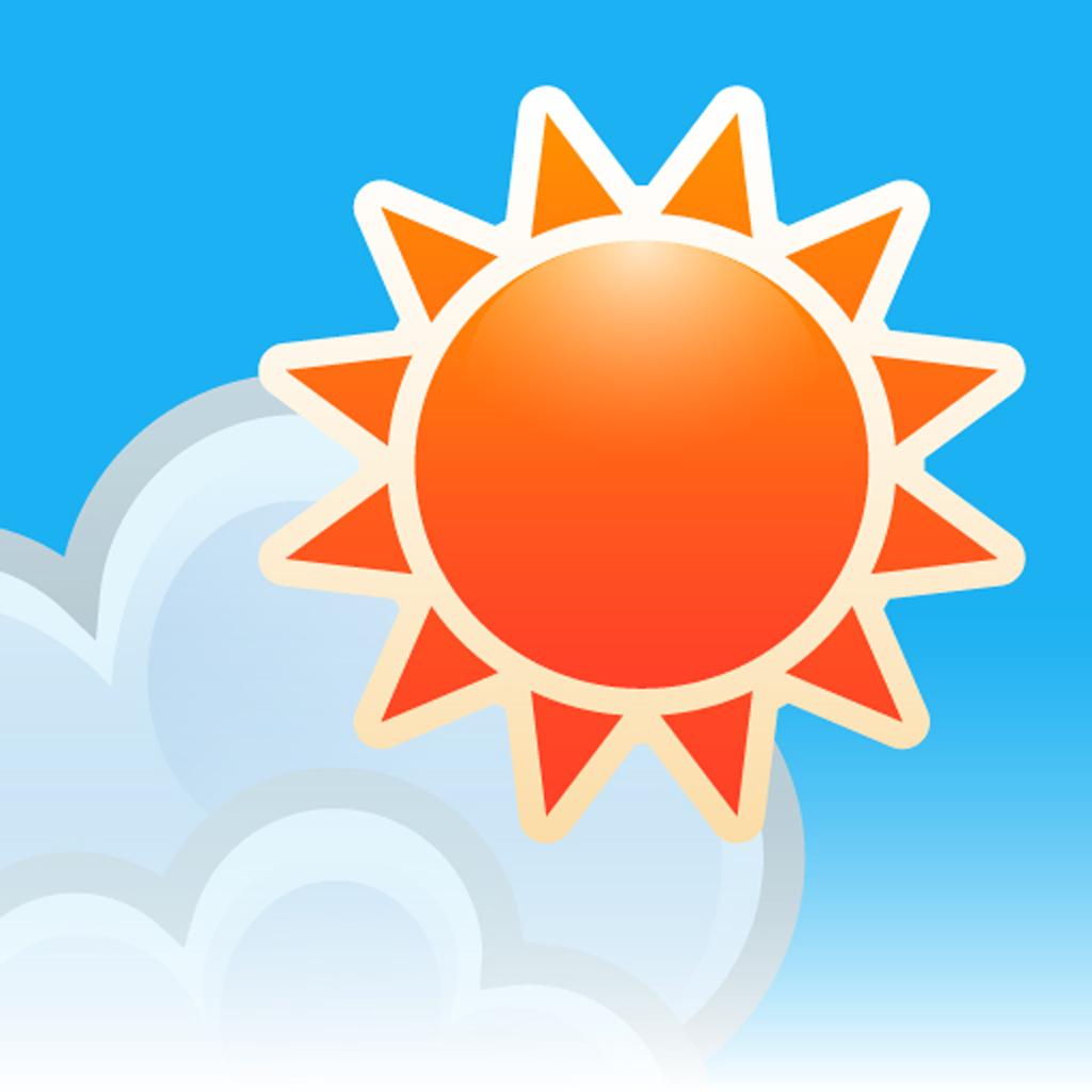 [ そら案内 ] 日本各地の天気予報を表示する iPhone アプリ