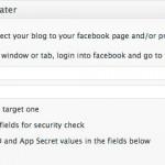 [ Status Updater ] ブログ記事を更新したら Facebook, Twitter に自動投稿してくれる WordPress プラグイン