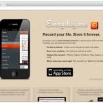 [ Everyday.me ] 主要な SNS の投稿を自動取り込み。編集・追記も出来る iPhone のライフログアプリ。