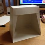 iPhone で、A4 書類をカメラで撮影する装置 [ Scanbox ] を自作してみた