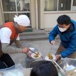 川添校区放課後子ども教室主催の「カレー作り」に参加してきました〜!