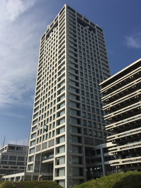香川県庁舎
