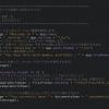 ソースコードが読みやすいフォント「源ノ角ゴシック Code JP」(Source Han Code JP) をインストールしてみました。