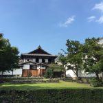 徳島県美馬市脇町にある「うだつの町並み」へ行ってきました〜。