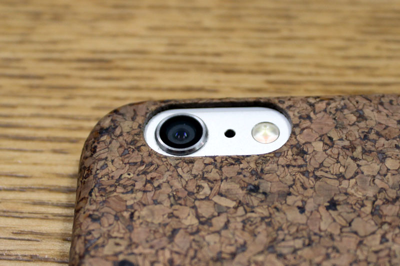 PITAKA® iPhone 6 plus 対応絶版コルク栓製ケースレビュー