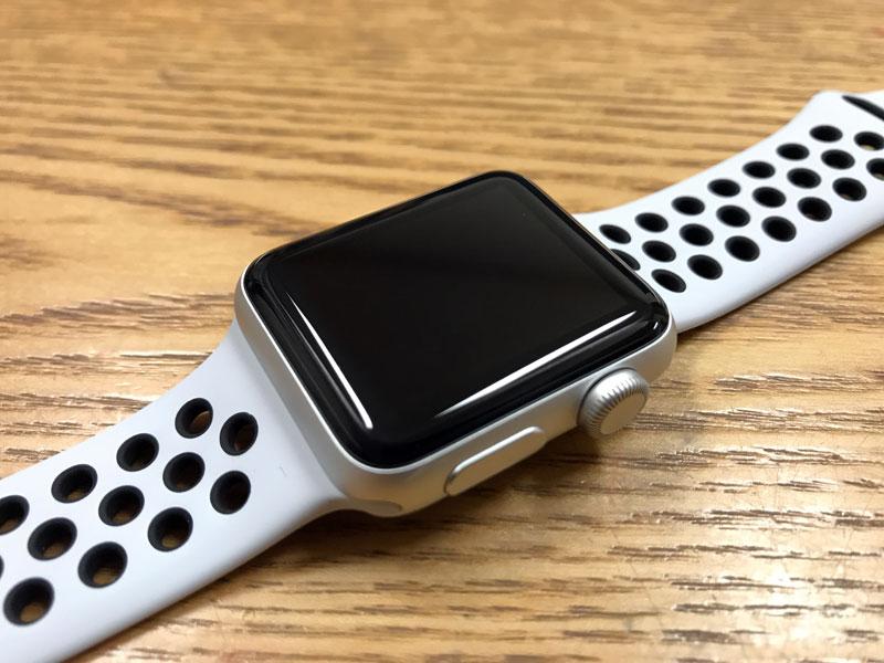 Apple Watch Series 3 Nike+ GPS モデル 38mm を購入!開封の儀とファーストインプレッションです。(^o^)